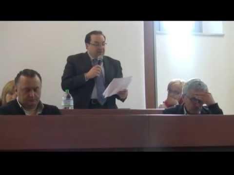 Il Consiglio Comunale di Lagonegro approva il Rendiconto Gestione  2012