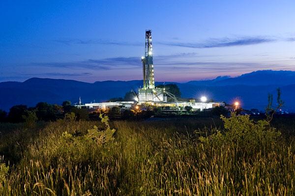 pozzo petrolifero 1