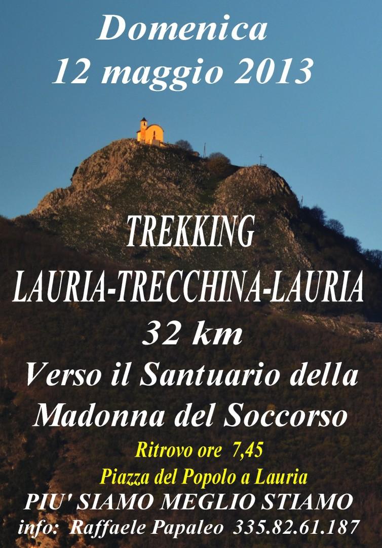 Facebook  Trekking Più siamo 12 maggio 2013