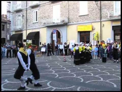 Lauria, la Chorale Beato Lentini contribuisce a valorizzare la festa dei giovani dell'oratorio