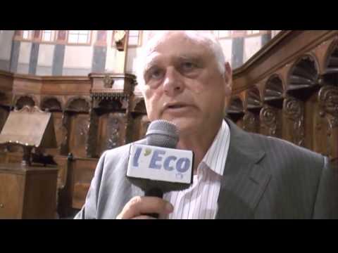 Il Dirigente regionale dei Beni Culturali e Paesaggistici di Basilicata Attilio Maurano in visita a Lauria