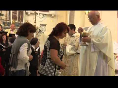 Mons. Carlo Cascone festeggia 70 anni di sacerdozio