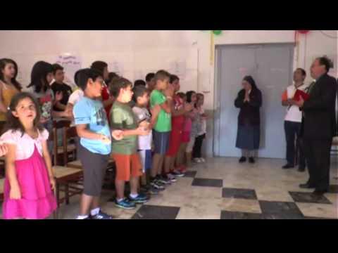 """Partito il campo scuola """"Talità kum"""" della parrocchia San Giacomo in Lauria"""