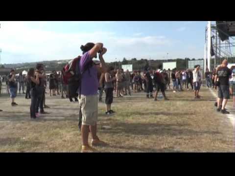 E' un sucesso l'Agglutination Metal Festival a Senise