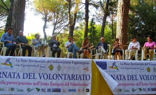 giornata volontariato 2011