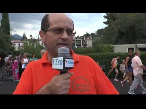 Quanti atleti alla decima edizione della Corsa podistica di Sant'Antonio a Lauria!