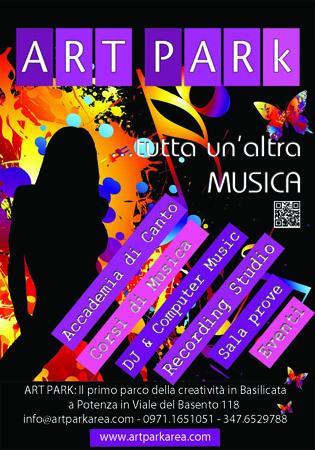 ART PARK Corsi di musica 2013