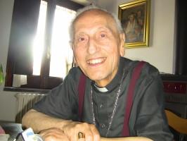 Mons. Vincenzo Cozzi, il contemplativo della strada