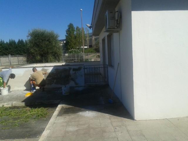 foto pulizia scuole 1