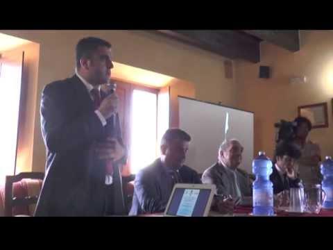 Presentato a Viggianello il progetto per l'mbottigliamento delle acque da parte della San Benedetto