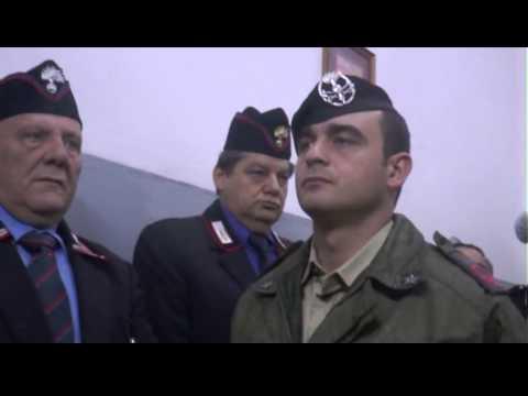 Il ritorno a casa del soldato Nicola Carluccio di Lauria