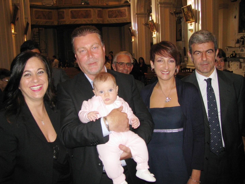 AUGURI BATTESIMO DI ELEONORA PALLADINO