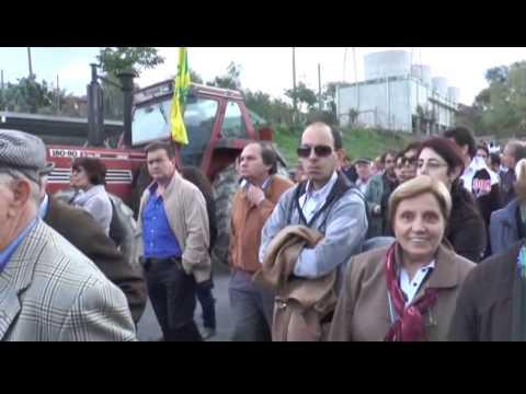 Oltre 2mila cittadini manifestano contro la Centrale  a biomasse del Mercure