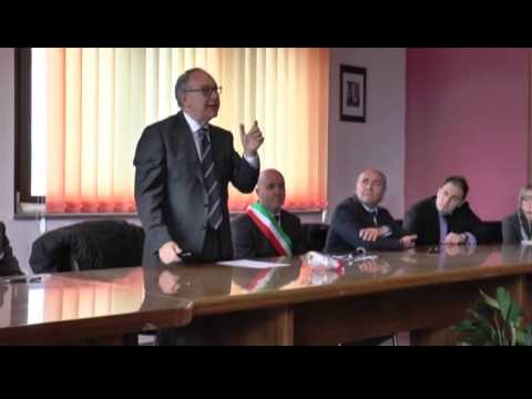 Il prefetto di Potenza Nunziante in visita a Castelluccio Superiore