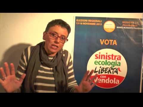 """Valeria Scavo: """"Mi candido alla Regione per rappresentare un'idea di sviluppo che non devasti il nostro meraviglioso territorio"""""""""""