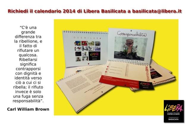 calendario Libera 2014