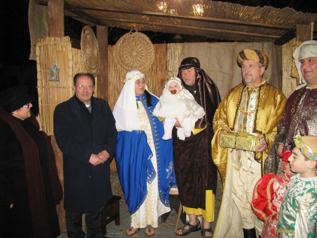 PRESEPE E DON FRANCO