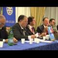 Il Rotary Club Lauria invita l'On. Pittella a discutere di Europa…ma si parla anche di Renzi