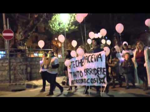 Lagonegro, un corteo silenzioso per ricordare Pasqualino Di Silvio