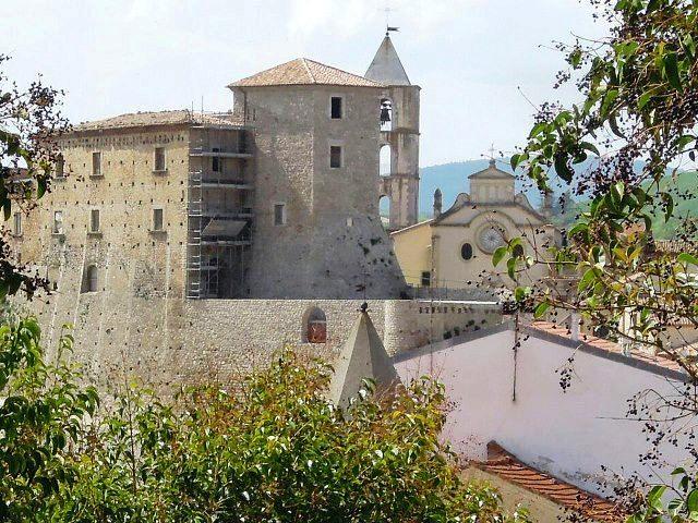 castello di Cancellara Pz