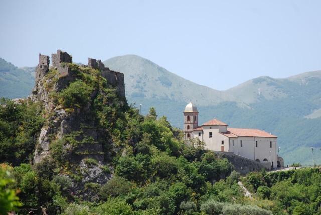 castello e santuario