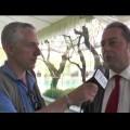 Europee 2014: le lacrime di Gianni Pittella, il più votato nel collegio meridionale