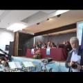 Il Capo della Protezione Civile Franco Gabrielli a Latronico