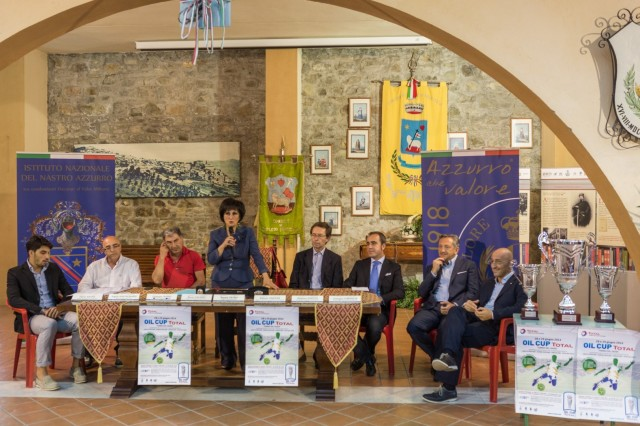 Presentazione Oil Cup e Azzurro Che Passione_ TAVOLO Sindaci Corleto, Guardia, Gorgoglione