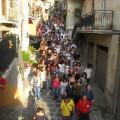 La festa di San Giacomo a Lauria richiama migliaia di persone