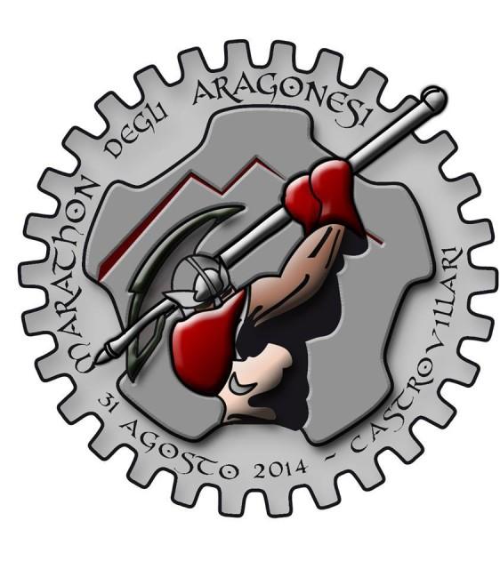 logo marathon degli aragonesi