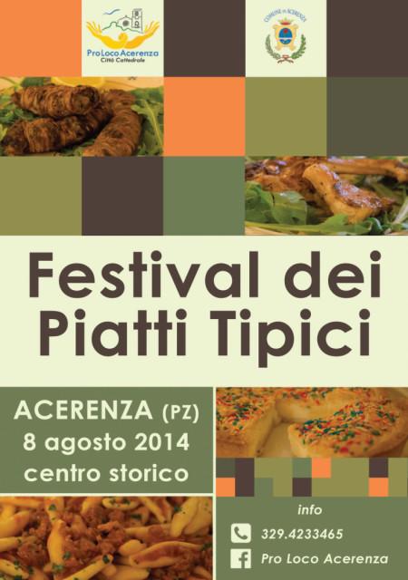 Festival dei Piatti Tipici
