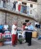 """Sfilata Alfa Romeo a Cancellara: quattordici """"miss"""" per le vie del borgo"""
