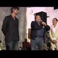 Nona edizione della Festa degli Emigranti a Lagonegro . Testimonial dell'evento di Keleidos Beppe Convertini