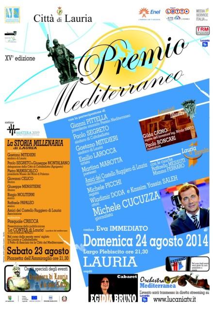 premio mediterraneo 2014
