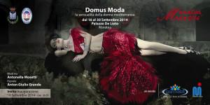 Maratea Moda 2014. Domus moda. La sensualità della donna mediterranea