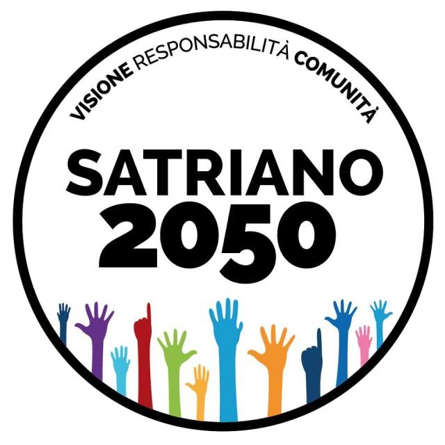 Logo Satriano 2050