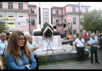 A Lauria ricordato il bombardamento del 7 settembre 1943