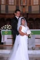 Maria Francesca Cozzi e Salvatore Vigorito  si sono sposati