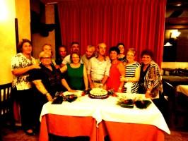 60enni  sulle breccia a Castelluccio