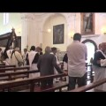Cerimonia solenne per la nuova vestizione della Madonna Addolorata di Maratea