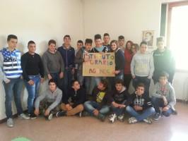 Furto alla scuola Agraria di Lagonegro