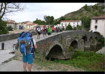 I camminatori  di Lauria legati al culto di San Giacomo  hanno raggiunto Santiago de Compostela