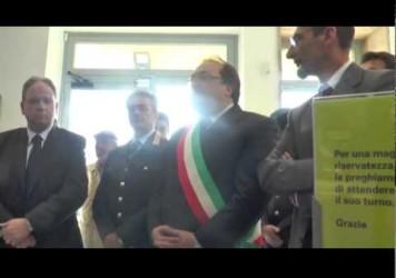 Inaugurato l'Ufficio Postale di Lagonegro ristrutturato