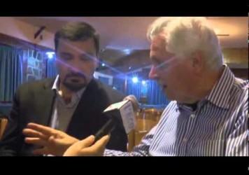 Il Pastore Giuseppe Laiso della Chiesa Cristiana Evangelica  ha invitato lo scrittore Tony Anthony in Basilicata, Calabria e Campania