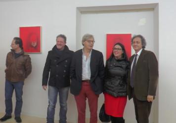Vittorio Sgarbi ha visitato il Monna Lisa Museum di Lagonegro