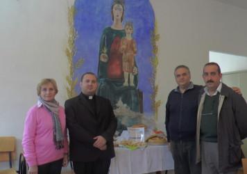 """L'Oasi di Santa Maria del Piano esalta la """"tapanedda"""" di Episcopia"""