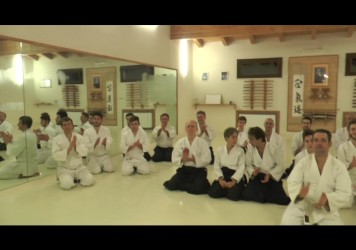 Prestigioso stage di Aikido a Lauria. Ospite speciale Youichi Ogawa
