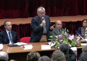 Andrea Bartali a Maratea per ricordare gli atti di eroismo del grande papà Gino