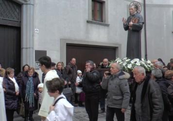 Festeggiamenti in onore del Beato Domenico Lentini
