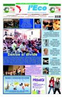 L'Eco – Anno XIII n. 17 – 15 settembre 2014